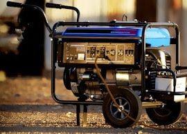Diesel & Petrol Generators